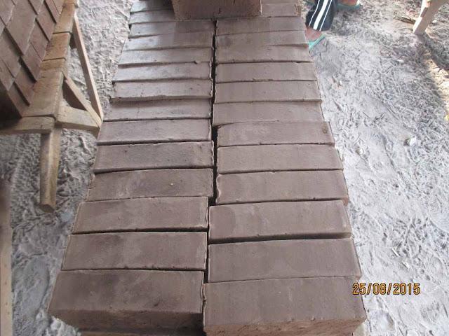 supplier batu bata press