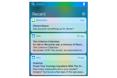 Fitur Terbaru iPhone