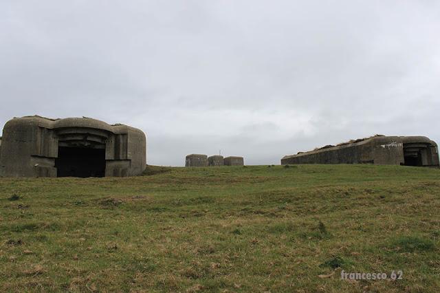 Les bunkers du radar Mammut
