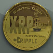Top 2 of Cryptocurrency Ripple Coin