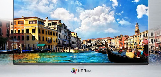 HDR Pro TV LED LG 43UH610T Ultra HD Smart TV 43 Inch
