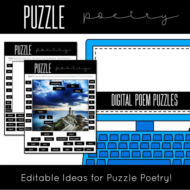 Poem Puzzle