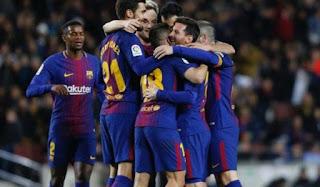 موعد مباراة Levante vs Barcelona برشلونة وليفانتي اليوم الخميس 10-01-2019 في مباريات كاس ملك اسبانيا