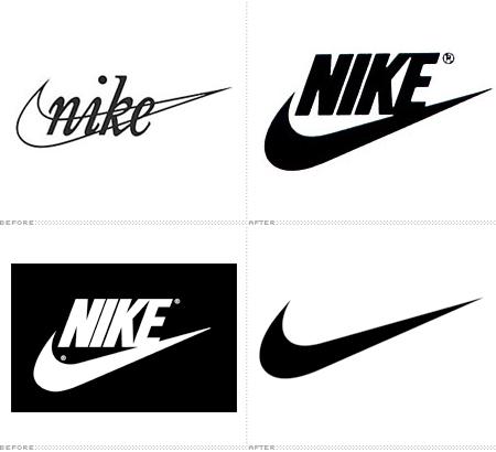 7ef2ae6140c Ao longo dos anos o famoso símbolo da marca americana foi adotando também  outras cores (como por exemplo