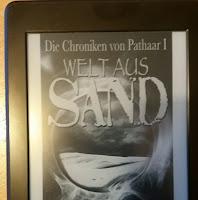 das Cover von Welt aus Sand