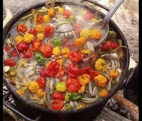 """LMAO! Check out this version of  """"pepper soup"""""""