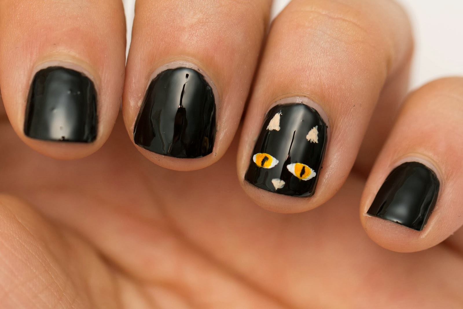 Nail Art Ideas » Nail Art Gallery For Short Nails - Pictures of Nail ...