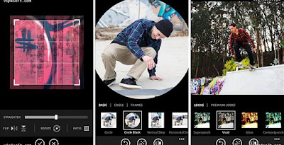 تحميل Adobe Photoshop Express Premium  للأندرويد مجاناً,
