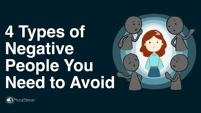 4 Ciri Orang Yang Negatif