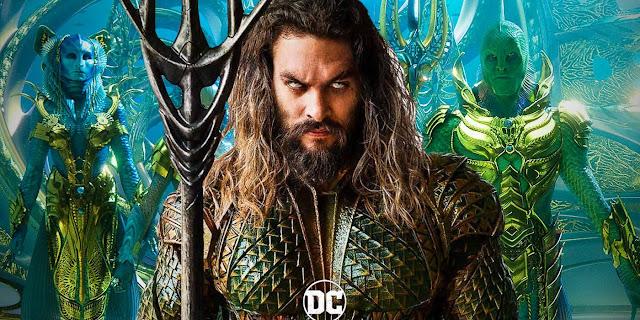 Aquaman' sekarang menjadi film DC Extended Universe terbesar yang pernah ada
