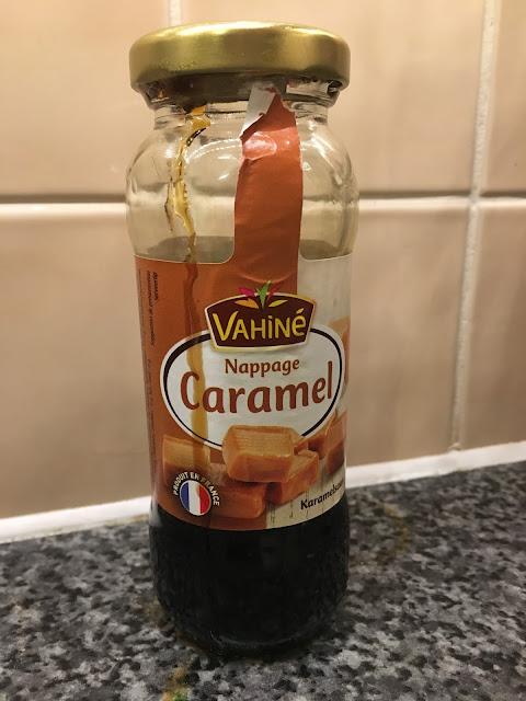 Instant Pot Pressure Cooker Flan de huevo (Creme Caramel) by Feisty Tapas - Vahiné Nappage Caramel bottle