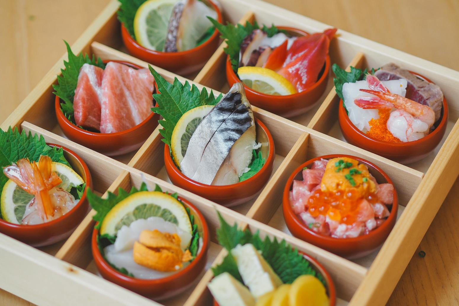sushi hiro senopati eatandtreats indonesian food and. Black Bedroom Furniture Sets. Home Design Ideas