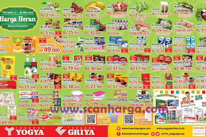 Katalog Toserba Yogya Promo JSM Weekend 24 - 26 Mei 2019