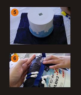Como hacer un instrumento de percusión para niños