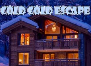 Juegos de Escape - Cold Cold Escape