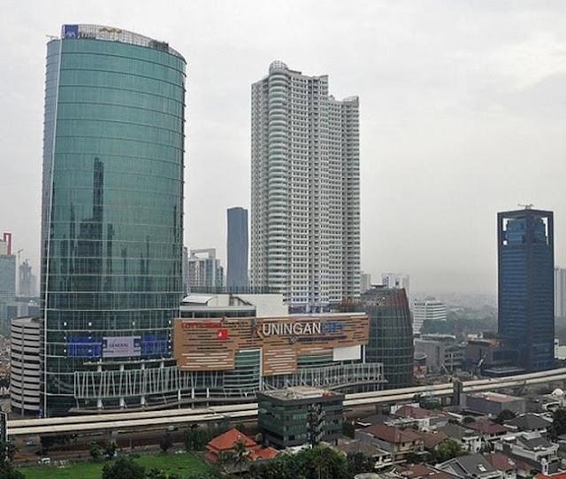 Cara Naik Kereta KRL ke ITC Kuningan City - Mall Ambasador