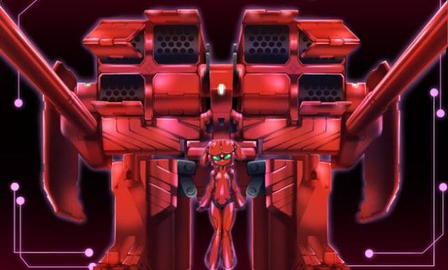 Scarlet Rain ( Kozuki Yuniko ) [ Accel World ] - Karakter Player Anime Dalam Dunia Game Terkuat