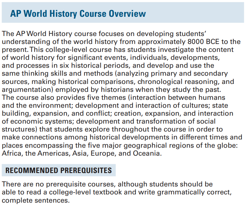 ap world history course and exam 1 full-length online practice exam for ap® world history you may purchase this online practice test separately or get it for free when you buy the print edition of.