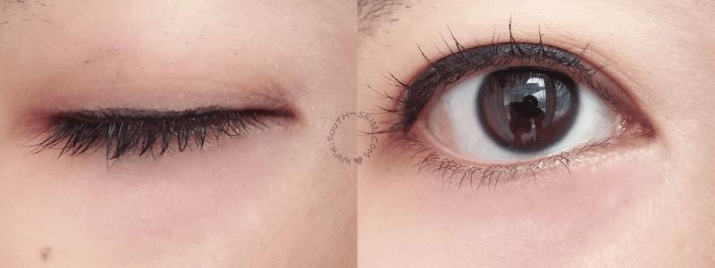hasil-pemakaian-aulia-cosmetic-waterproof-eyeliner