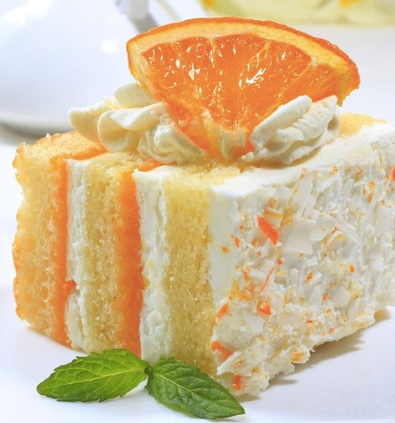 Easy Creamsicle Cake Recipe