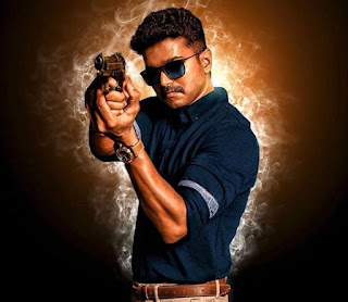 Teaser - Vijay Biggest movie Theri New Look Motion Pic Released
