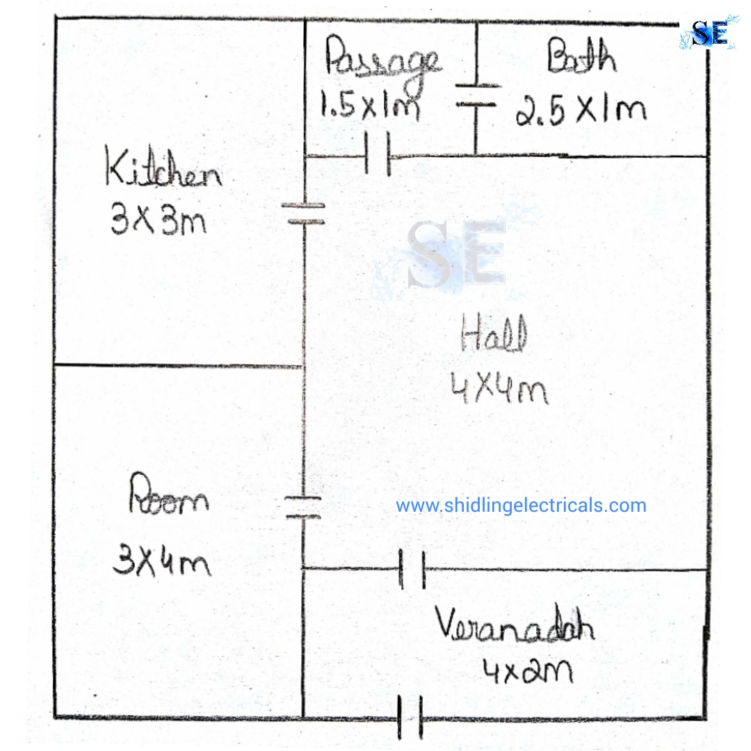 medium resolution of estimating and costing of materials required for house wiring or residential plan