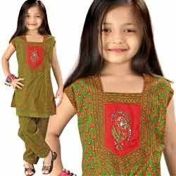 Latest Shalwaar Kameez Dresses for kids