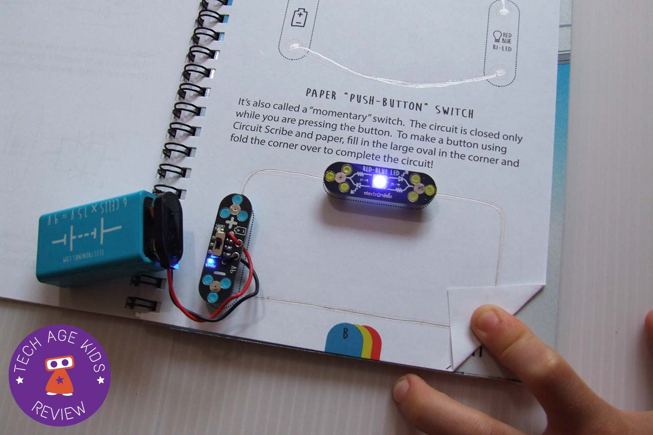 Electroninks Circuit Scribe Review Pen The Workbook Goes Into Detail About How Resistors Work And To Read Them Which Is Sometimes Glossed Over