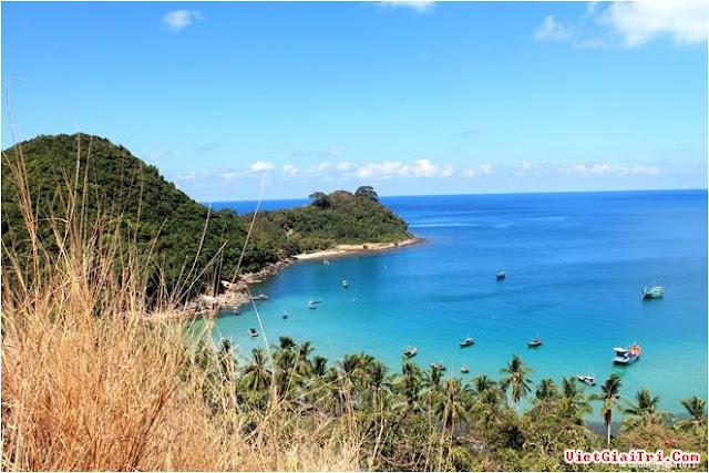 Hút hồn với cảnh đẹp ở Nam Du