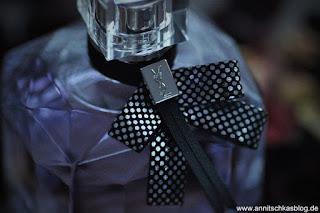 Review: Parfum - Mon Paris Couture Yves Saint Laurent - www.annitschkasblog.de