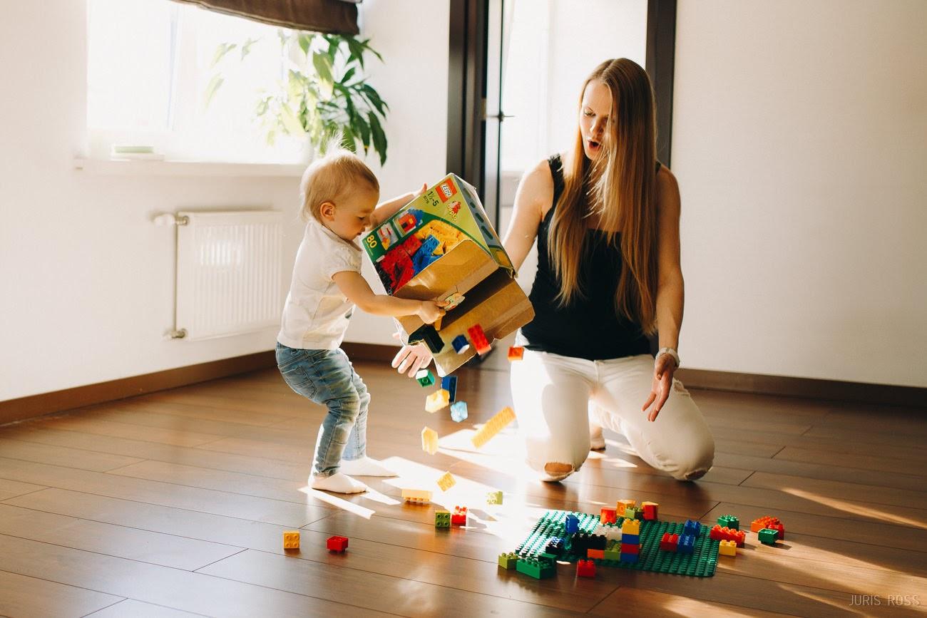 bērnu lego komplekti