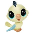 Littlest Pet Shop Small Playset Chipson Plover (#56) Pet