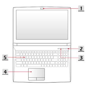 MSI GL72 (6th Gen) (GTX 950M) Manual PDF Download (English)