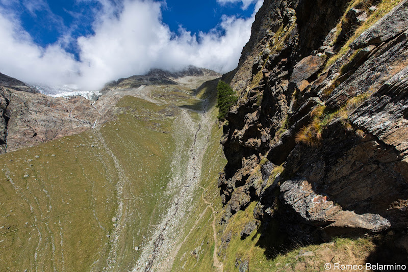 Gemsweg Trail Things to Do in Saas-Fee Switzerland in Summer