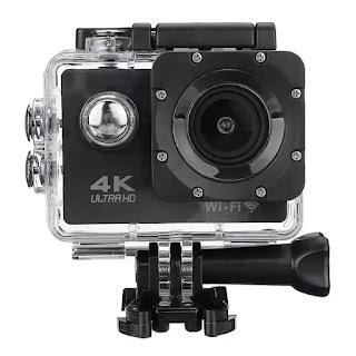 Câmara SJ9000 tipo Go Pro 4K