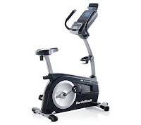 Nordic Track GX 4.4 Pro Upright Exercise Bike, review features compared with GX 4.6 Pro