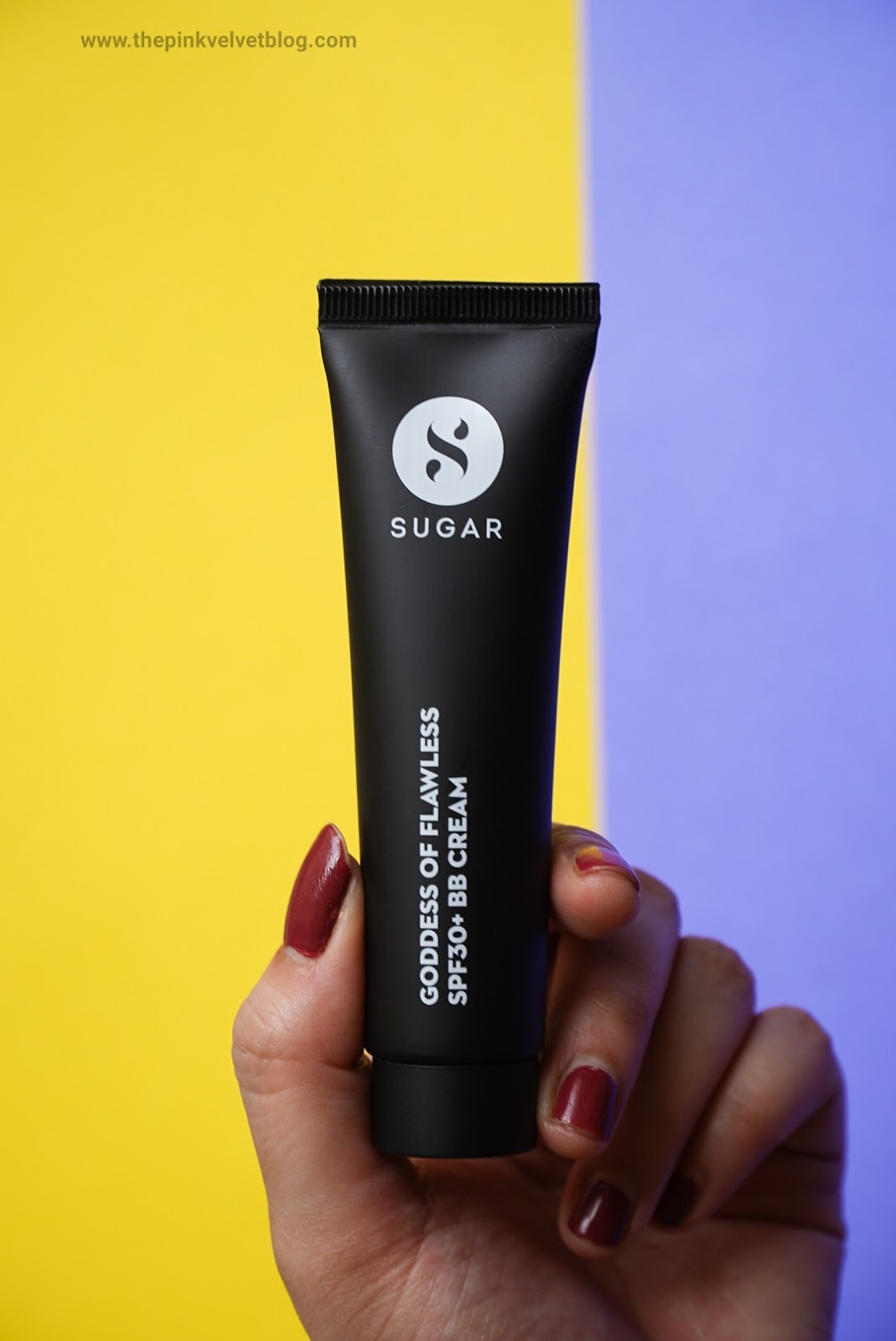 SUGAR SPF30+ BB Cream Review and Swatches | Shade - 01 Latte