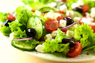 польза блюда салат