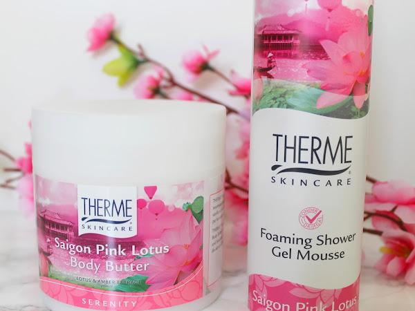 Therme Saigon Pink Lotus