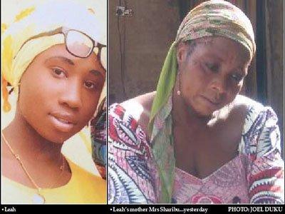Image result for Leah Sharibu will be released soon - Mama Boko Haram