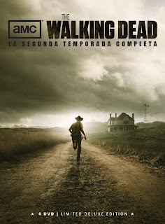 The walking dead Segunda Temporada