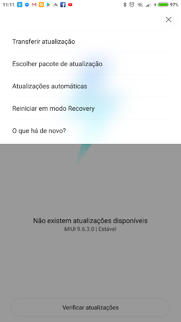 Mudar ROM Xiaomi