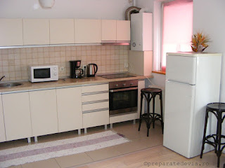 Bucatarie apartament Brasov,