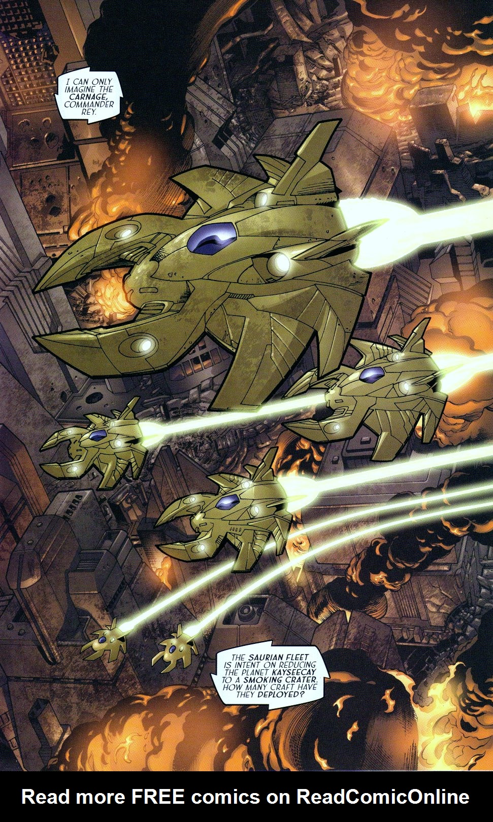 Read online Sigil (2000) comic -  Issue #18 - 3