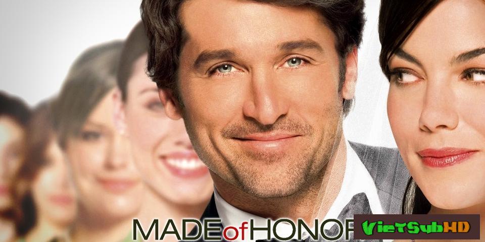 Phim Không Thể Xa Em VietSub HD | Made Of Honour 2008