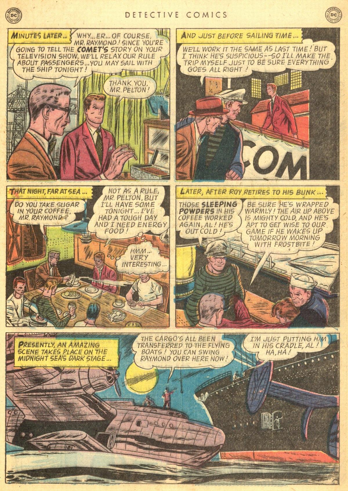 Read online Detective Comics (1937) comic -  Issue #170 - 23