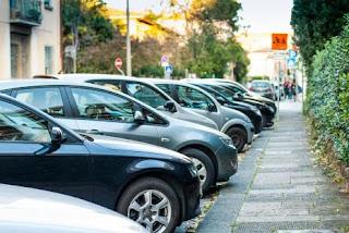 Logroño centro: aparcamiento vigilado