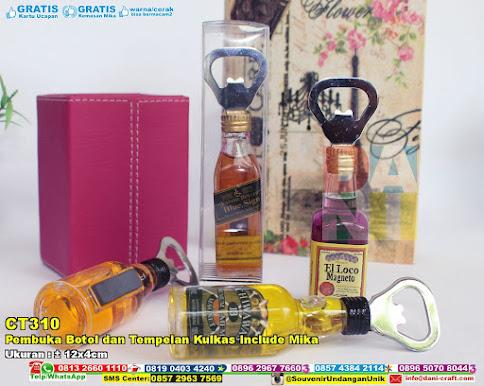Pembuka Botol Dan Tempelan Kulkas Include Mika