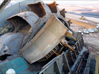 giant cat excavator - photo #33