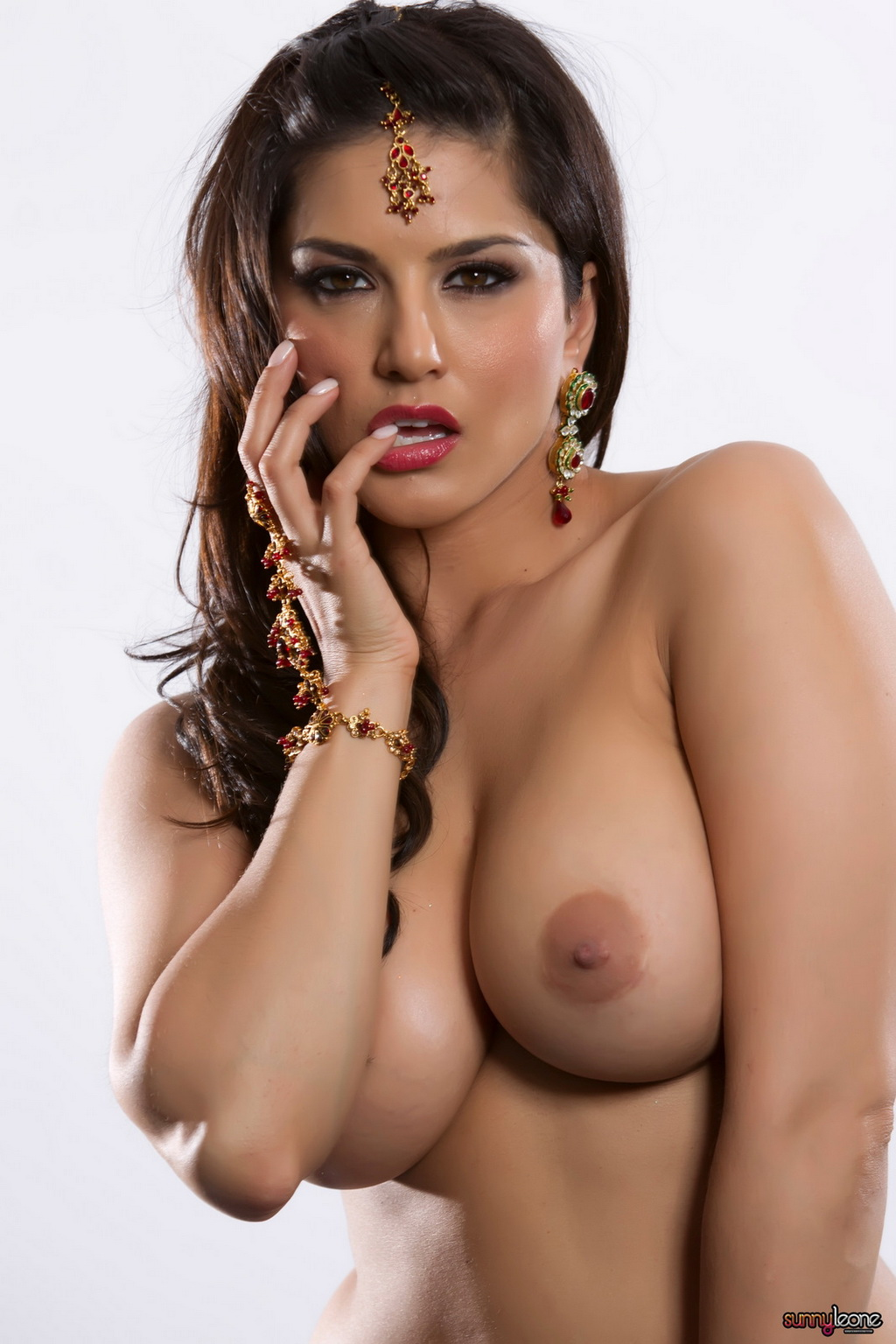 Opinion you sunny leone red nude clearly
